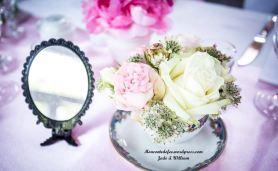 Decoration De Table La Belle Et La Bete Un Mariage De